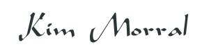 Kim Morral logo large